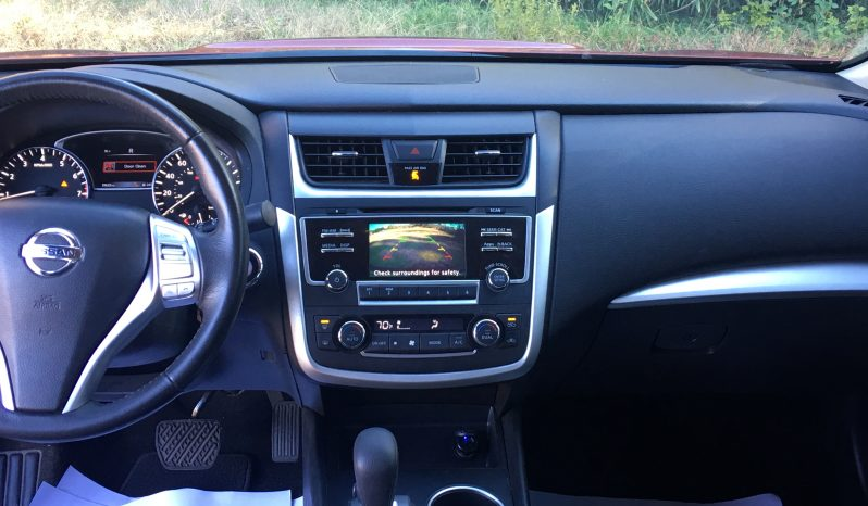 2016 Nissan Altima SV full
