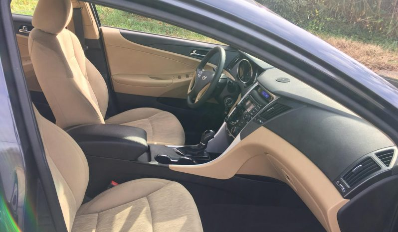 2012 Hyundai Sonata GLS full