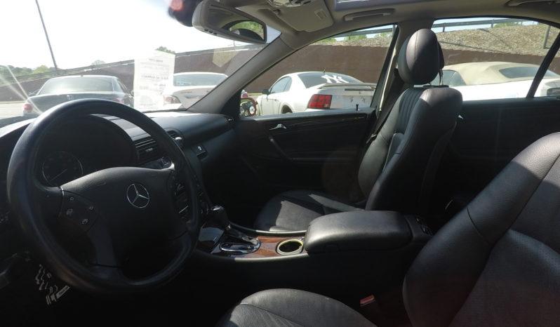 2005 Mercedes c-240 full