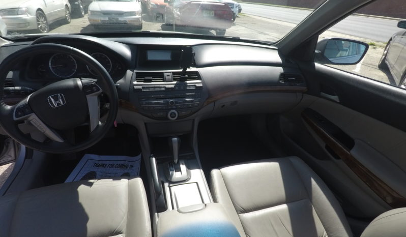 2012 Honda Accord EX-L full