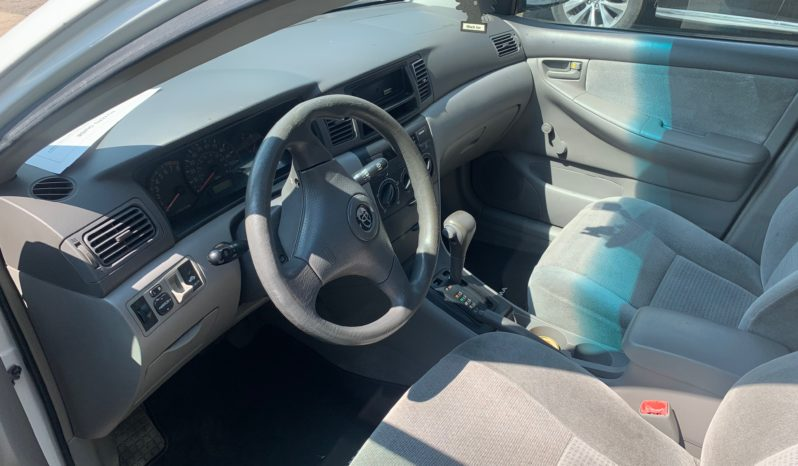 2007 Toyota Corolla full
